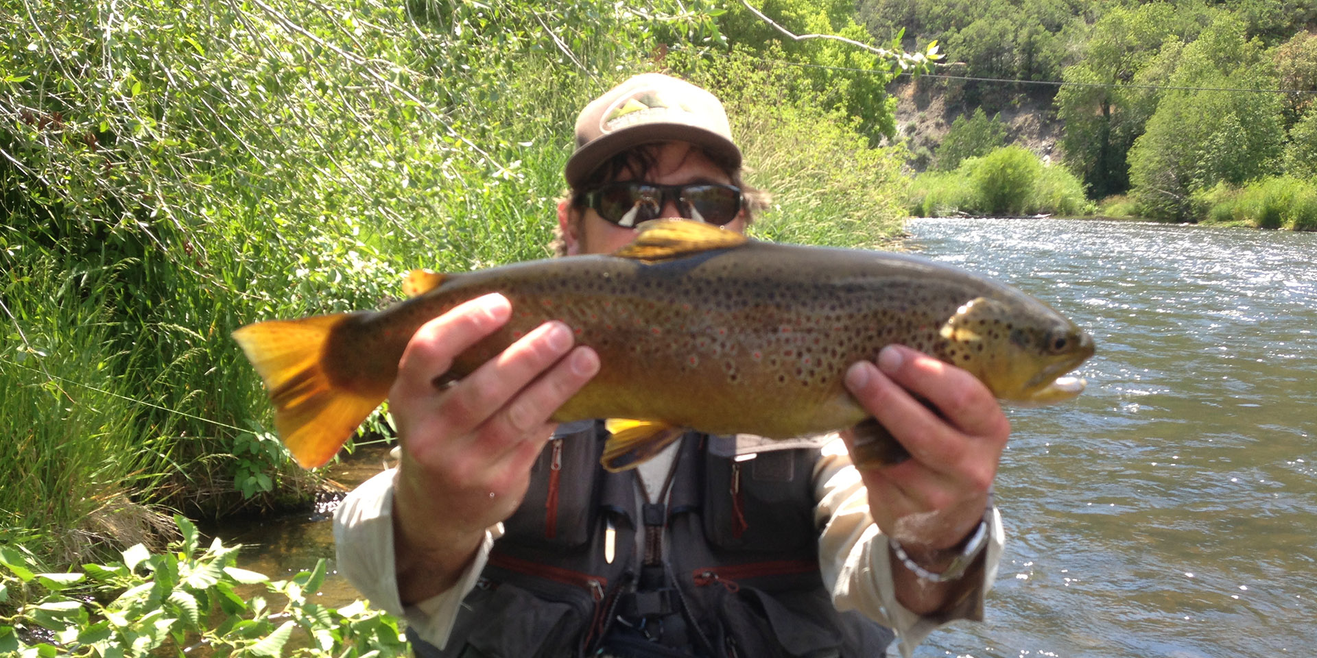 Utah Trout Streams | Fly Fishing | Wilderness Trout Expeditions